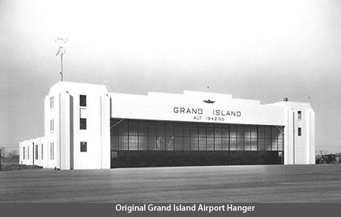 Grand Island Central Nebraska Regional Airport